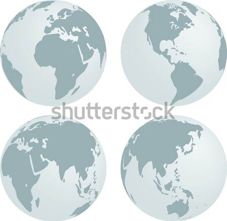 globe Stock photo © unkreatives