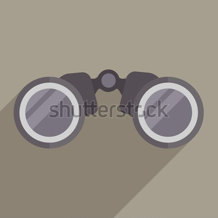 binoculars Stock photo © unkreatives