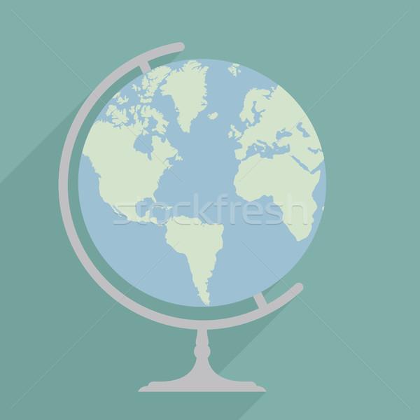 globe Stock photo © unkreatives