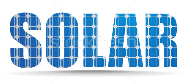 Solar Stock photo © unkreatives