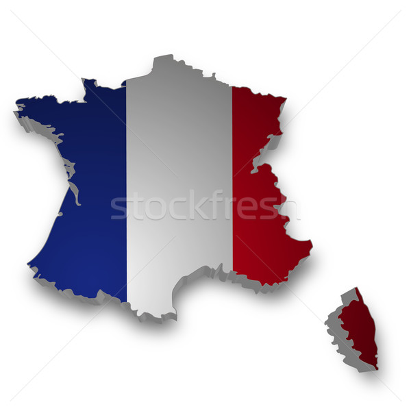 France Stock photo © unkreatives