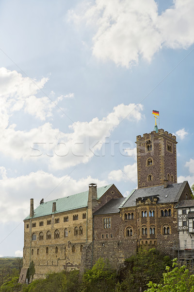 Wartburg Castle Stock photo © unkreatives