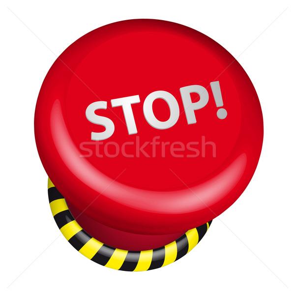 notschalter_stop Stock photo © unkreatives