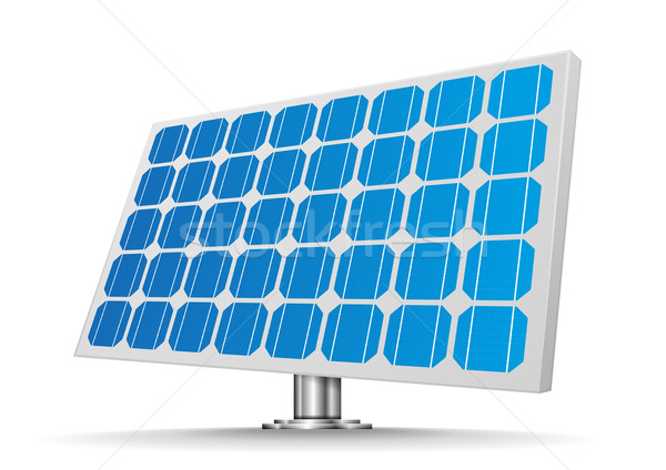 Solar Cell Panel Stock photo © unkreatives