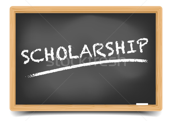 Scholarship Stock photo © unkreatives