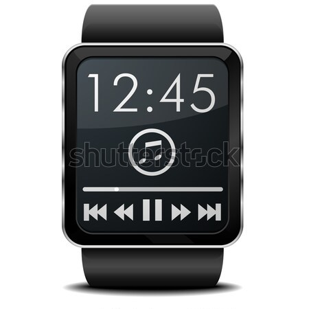Smartwatch synchronising Stock photo © unkreatives