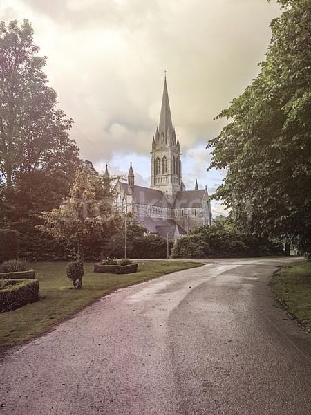 St. Mary's Cathedral, Killarney, Ireland Stock photo © unkreatives