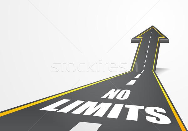 詳しい 実例 道路 道路 アップ ストックフォト © unkreatives