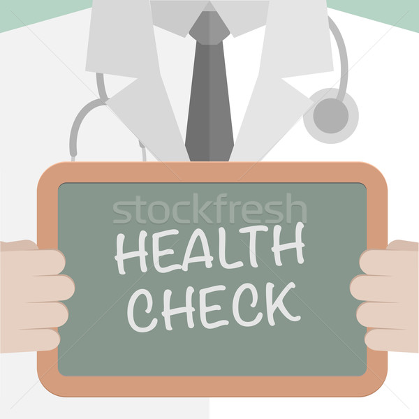 Health Check Stock photo © unkreatives