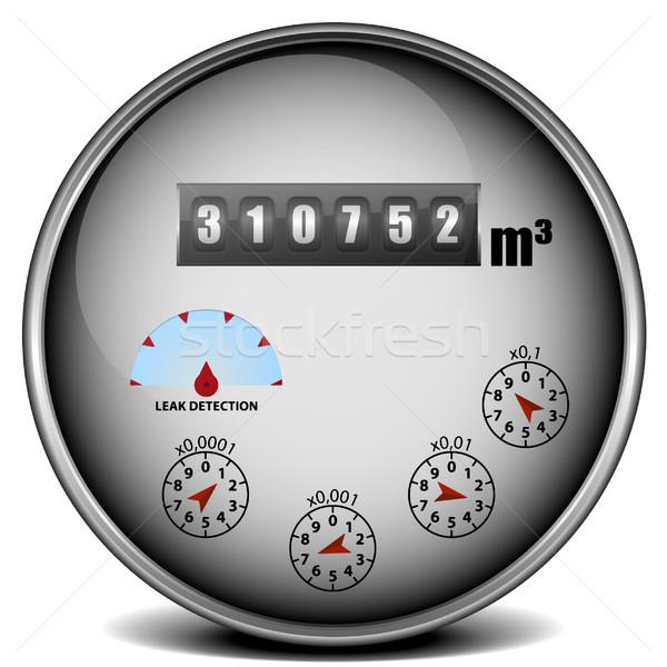 water meter Stock photo © unkreatives
