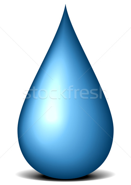 drop of water Stock photo © unkreatives