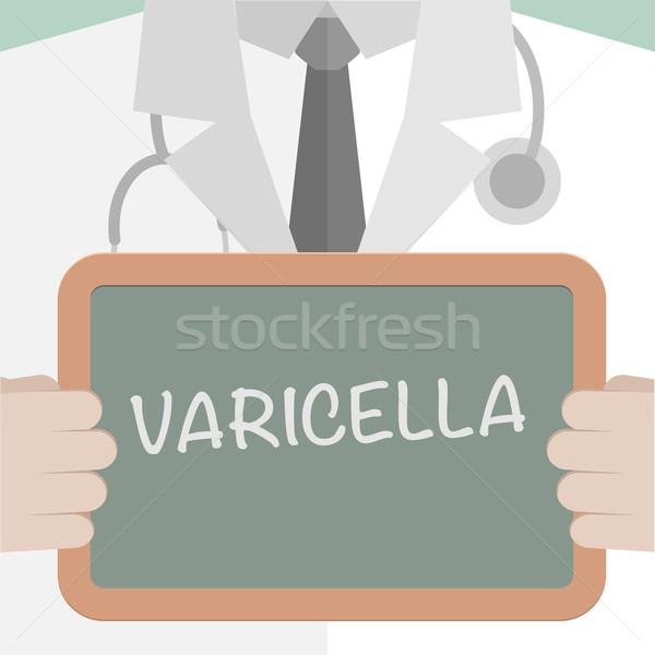 Varicella Stock photo © unkreatives