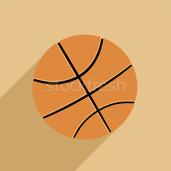 Basketball Stock photo © unkreatives