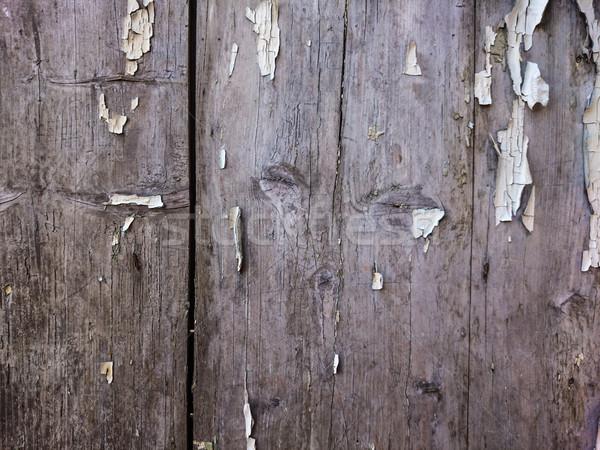 weathered wood background Stock photo © unkreatives