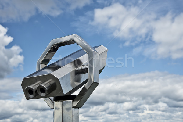 telescope Stock photo © unkreatives