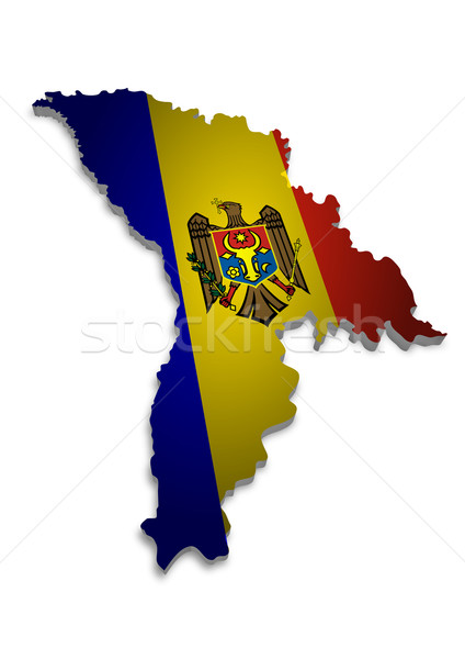 Moldova Stock photo © unkreatives