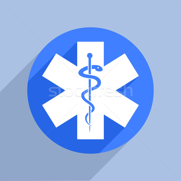 Star of Life Stock photo © unkreatives