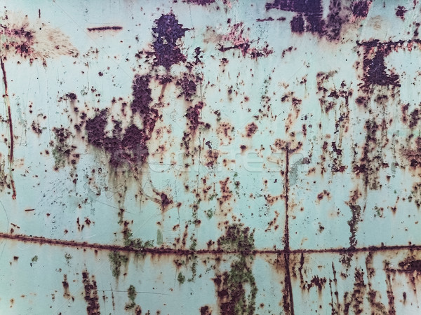 rusty metal texture Stock photo © unkreatives