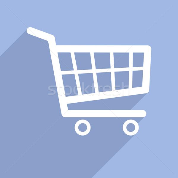 Shopping Cart Stock photo © unkreatives