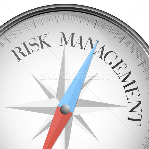 compass risk management Stock photo © unkreatives