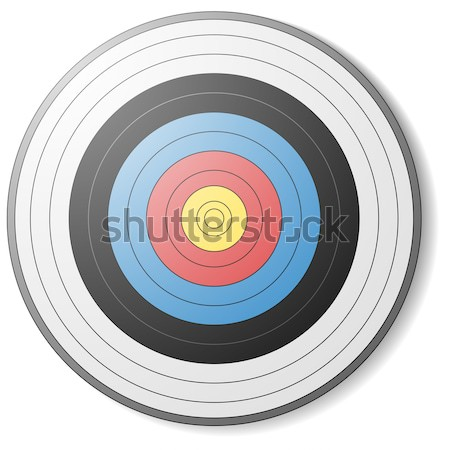archery target Stock photo © unkreatives