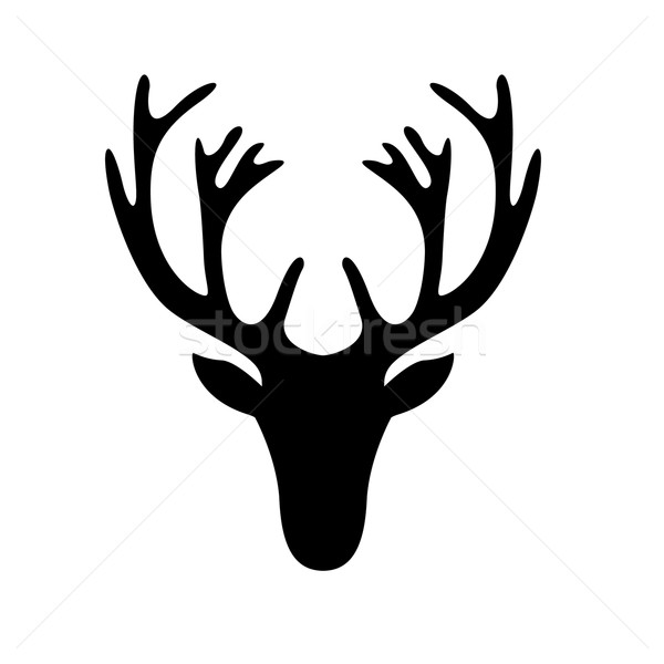 antler Stock photo © unkreatives