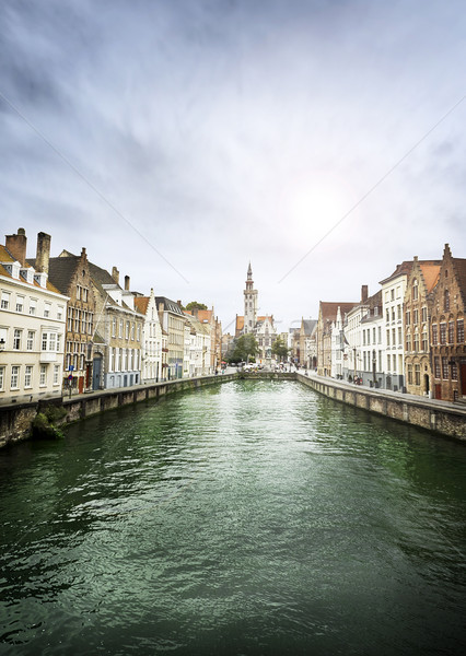 Bruges old Town Stock photo © unkreatives
