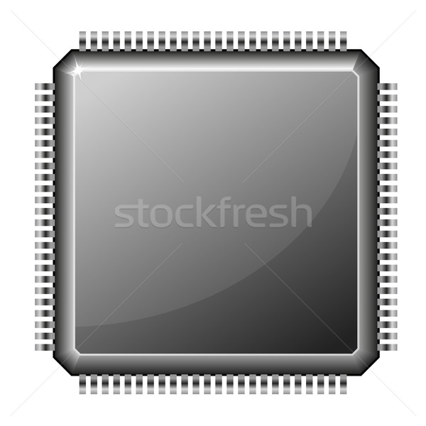 microchip Stock photo © unkreatives