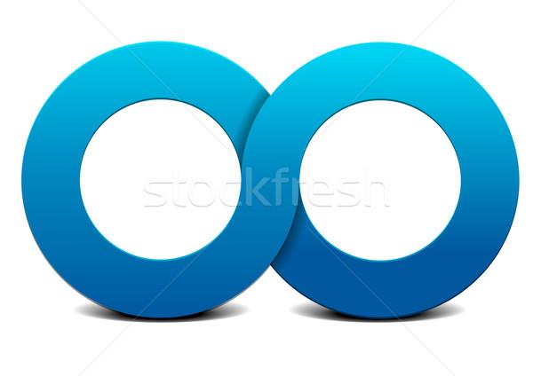 無限大記号 詳しい 実例 eps10 ベクトル ビジネス ストックフォト © unkreatives