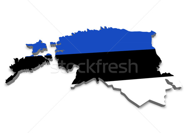 Estonia Stock photo © unkreatives