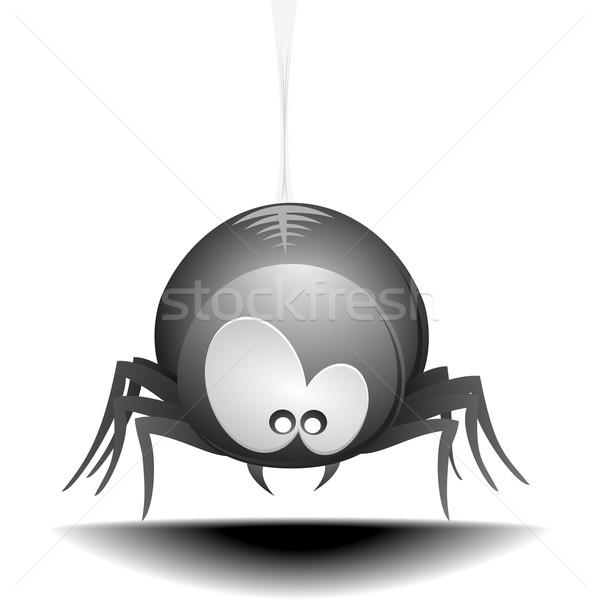 Cartoon Spider Stock photo © unkreatives