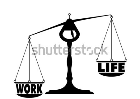 gender equality Stock photo © unkreatives