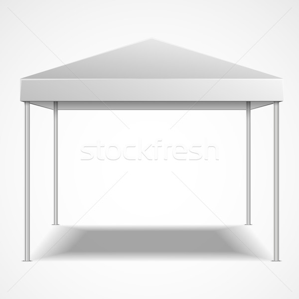 Canopy Tent Stock photo © unkreatives