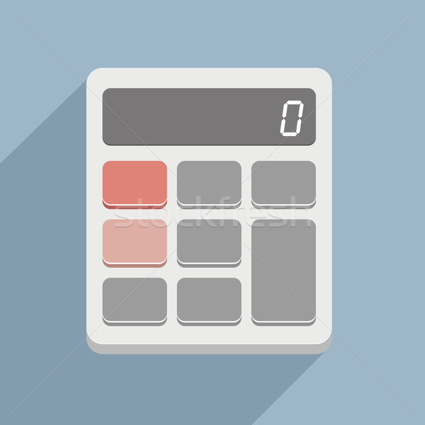 calculator Stock photo © unkreatives