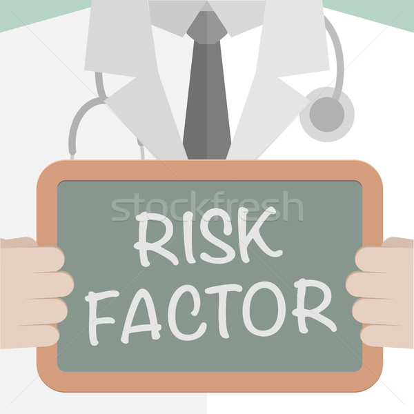 Medical Board Risk Factor Stock photo © unkreatives