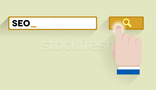search seo Stock photo © unkreatives