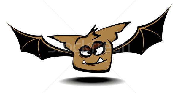 bat Stock photo © unkreatives
