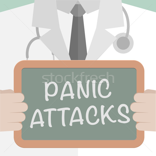 Panic Attacks Stock photo © unkreatives