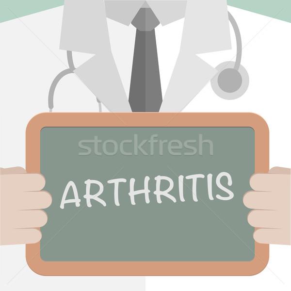 Arthritis Stock photo © unkreatives