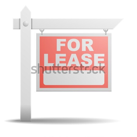 Sign Garage Sale Stock photo © unkreatives