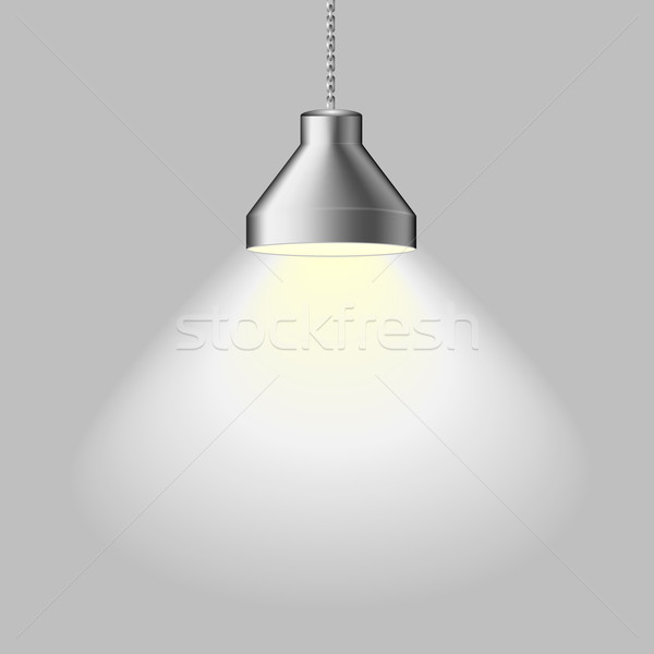 ceiling_lamp Stock photo © unkreatives