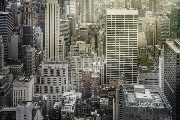Légi új Manhattan lövés általános toronyház Stock fotó © unkreatives