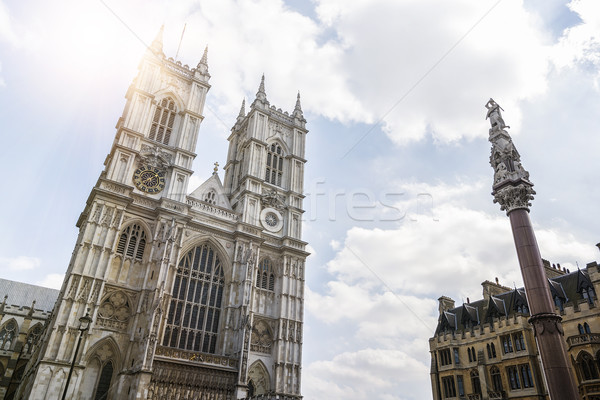 Westminster Abbey Stock photo © unkreatives