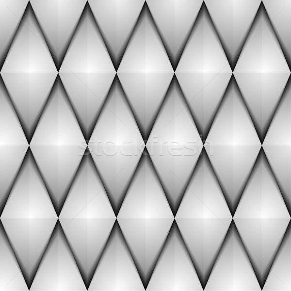 rhombus pattern Stock photo © unkreatives