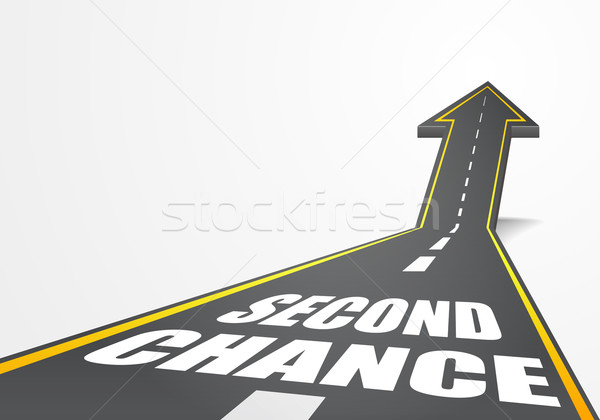 Second Chance Stock photo © unkreatives