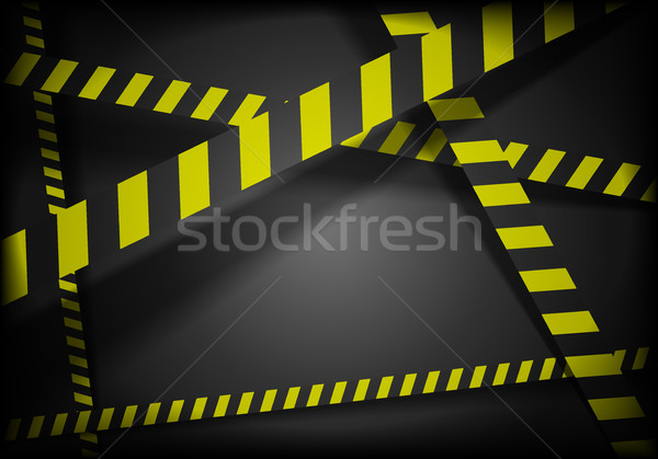 Danger Lines Background Stock photo © unkreatives