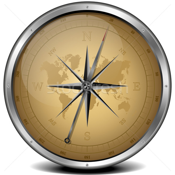 compass Stock photo © unkreatives