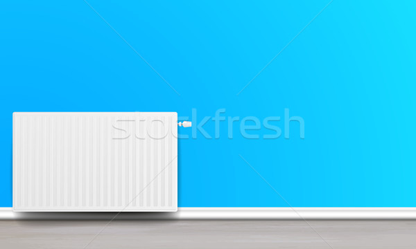 White Home Radiator Stock photo © unkreatives