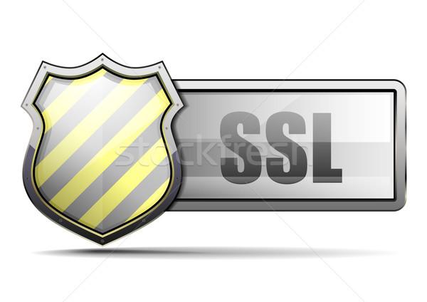 CoA SSL Stock photo © unkreatives