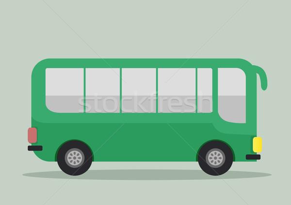 bus Stock photo © unkreatives